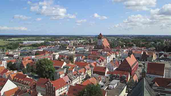 Greifswald Umzugsunternehmen Ebert